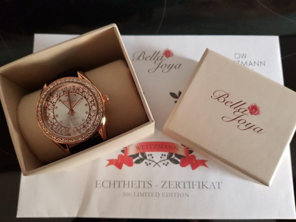 Monaco Uhr