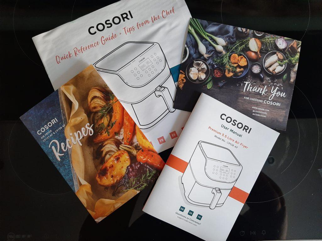Kochbuch Cosori