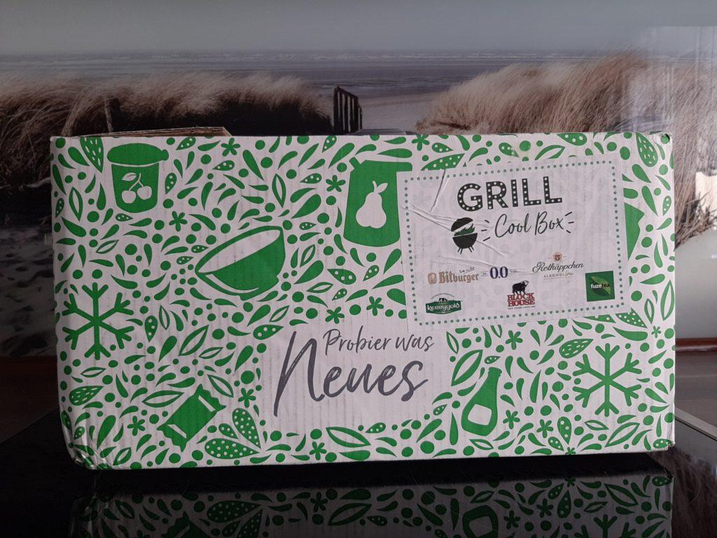 Grill Cool Box