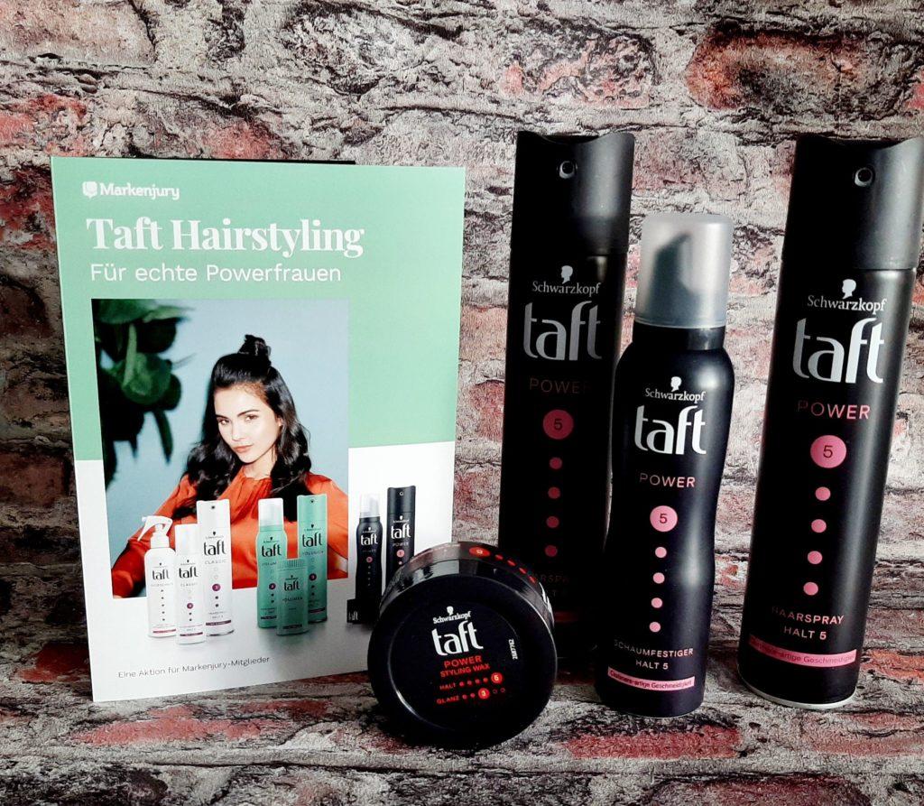 Taft Hairstyling